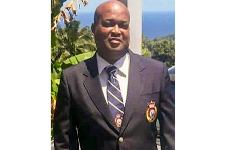 RSVGPF mourns death of another officer