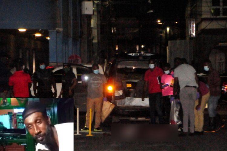 Gunmen shoot shopkeeper multiple times in Kingstown