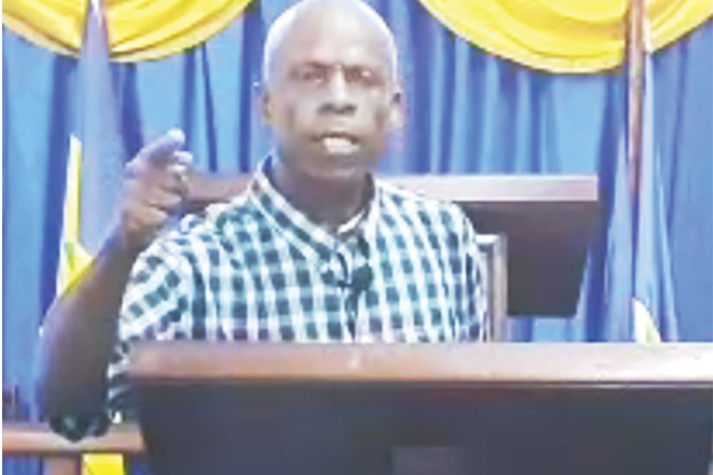 Police warn church leader about continued violation of Covid rules (+Video)