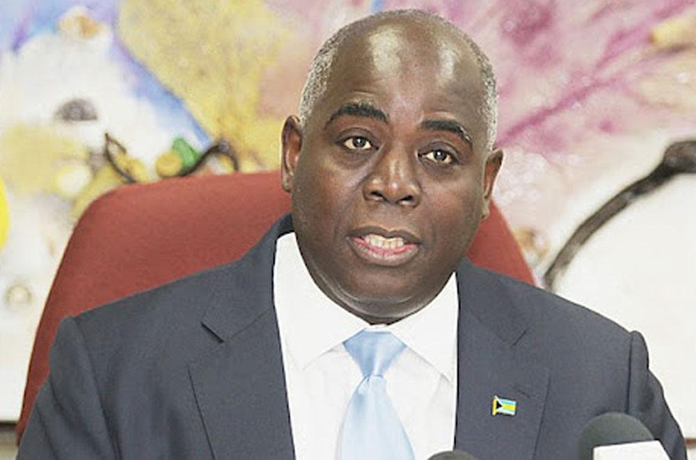 Phillip Davis, new PM of The Bahamas  congratulated by CARICOM SG
