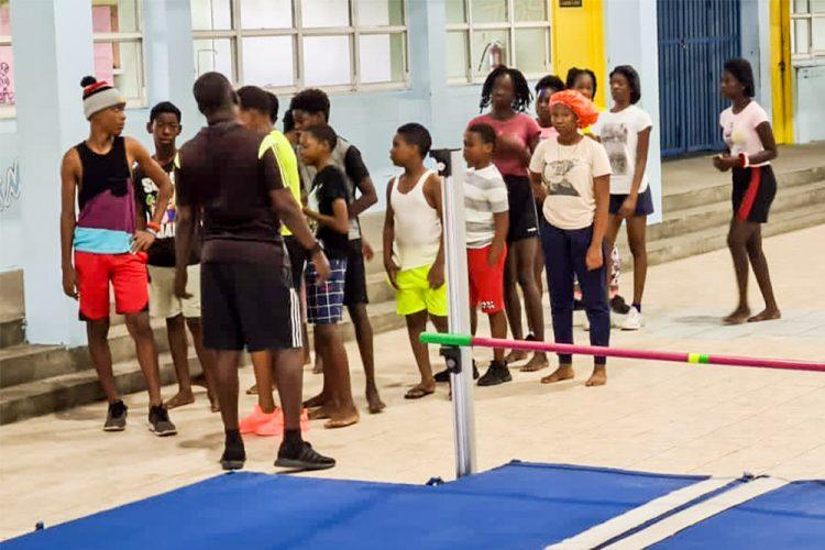 X- Cel Track Club training camp concludes