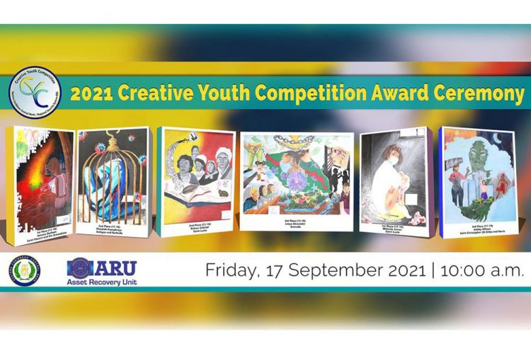 GHS student to speak at ECCB/ RSS-ARU virtual ceremony for Art Competition Winners
