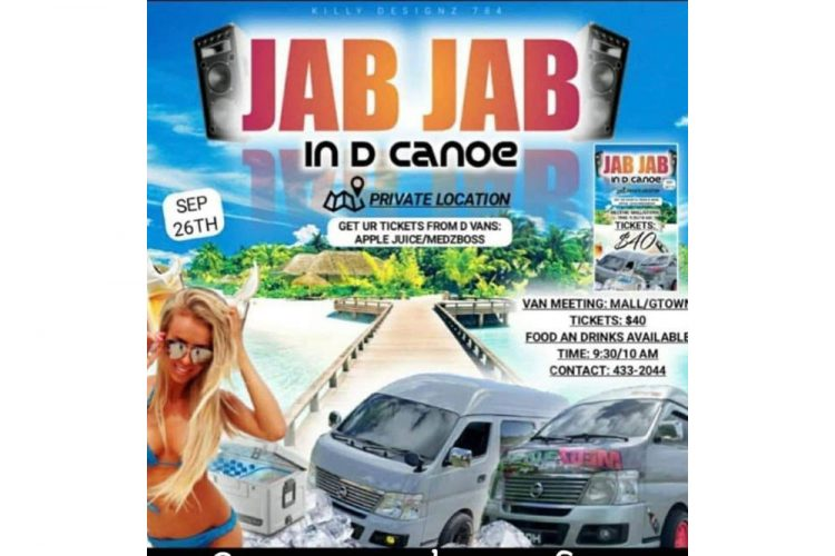 No permission for Jab-Jab in D Canoe event – Police