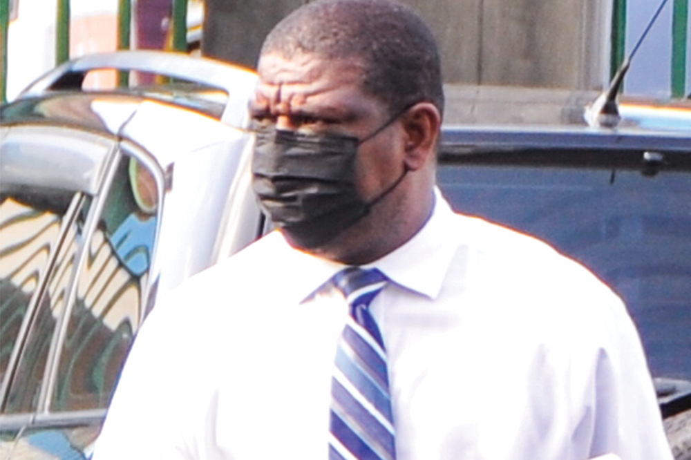 Senator Bruce  questioned over alleged wounding incident