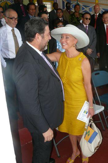 Ambassador Ourisman returns to United States