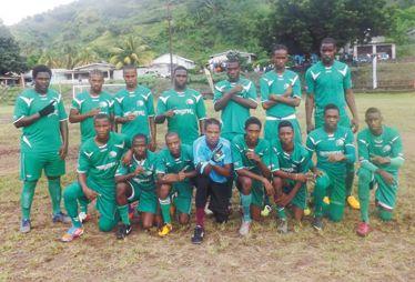 Topsidaz, System 3 take Barrouallie Football titles