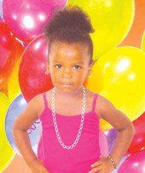Adorable Princess Junique celebrates her 3rd birthday
