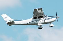 Test flight to land at Argyle International Airport