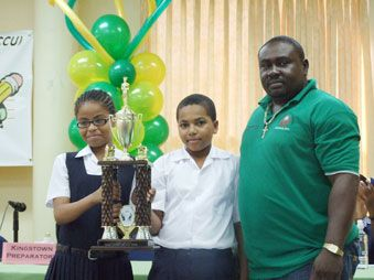 KPS retains KCCU primary school quiz champions title