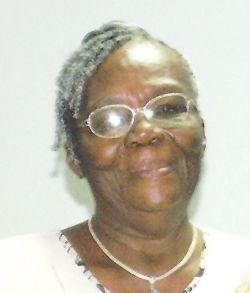 Jestina Charles is Regional Unsung Hero