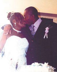 Happy anniversary Daniel and Rhonda