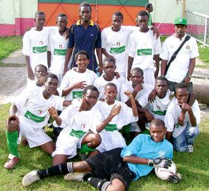 Buccament, Barrouallie take Schools' Football glory