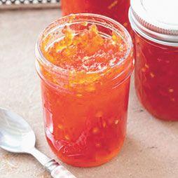 Winfresh Pepper Jelly with Mango Glaze