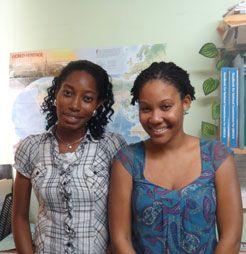Vincentian duo among 25 Caribbean participants at UNESCO's Youth Forum