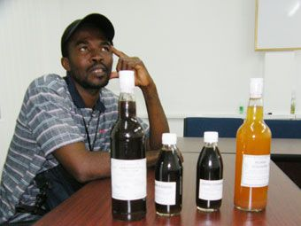 Herbalist advises Vincentians to use bush medicine