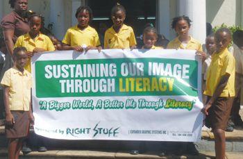 KAS celebrates Literacy Month