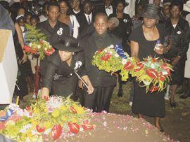 Widow Calls on Glenn Jackson's Killers to Repent