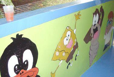 Level Gardens Pre-school receives colourful surprise
