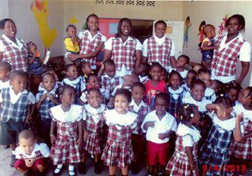 Faith Deliverance Preschool turns one