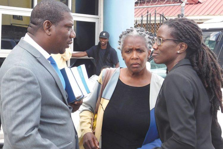 DPP,  lawyer clash in Luzette King's case