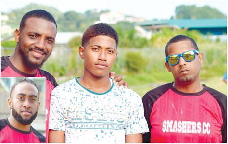 Smashers trio lead in bowling, batting statistics