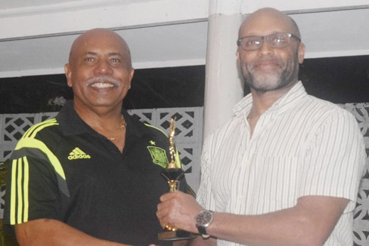 James Bentick retakes  senior CASA title … Barbados, overall champs