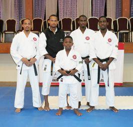 SVG karatekas bring bronze from Caribbean Championships