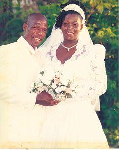 Happy 13th anniversary to Monica and Winston