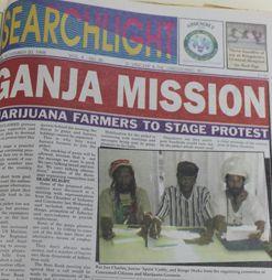 Ganja Mission