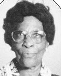 In Memoriam – Louisa Olga Edwards