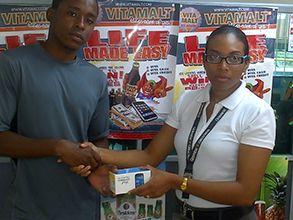 Cruickshank is Vitamalt promotion final winner