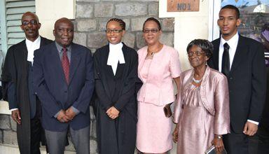 Jimesha Prince joins legal fraternity