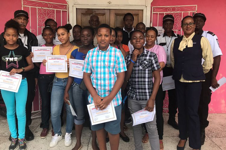 Children of Guardsman employees receive scholarship, bursaries