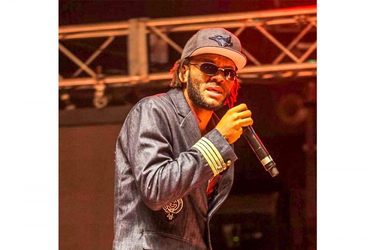 Ghetto youth makes big strides as dancehall artiste