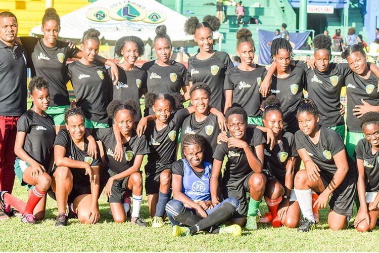 SVGFF hosts successful female schools' football festival