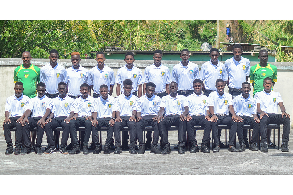 SVG makes winning start in CONCACAF U-17 qualifiers