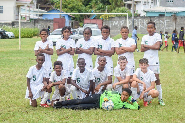 National U-13 football final today