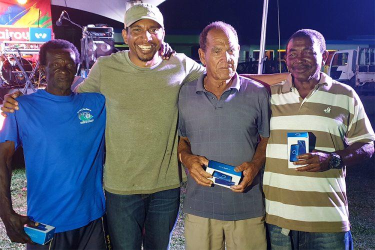 Calliaqua Fish Fest  organized to showcase  and recognize fishers