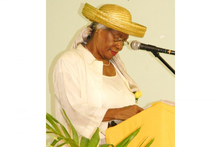 Veteran fashion designer Patrice Reddock laid to rest