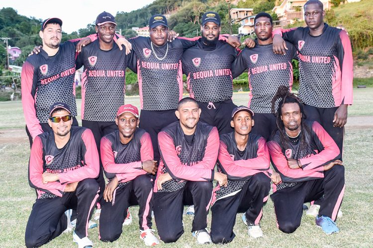Bequia United takes Bequia Premier League cricket title