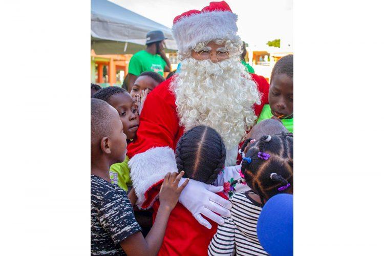 SVGCC holds Christmas party for 35 children