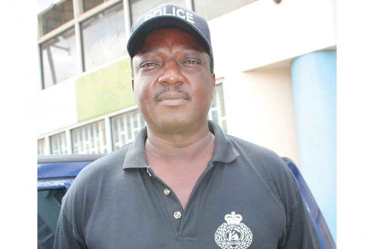 Police ballistics expert marks 29 years in service