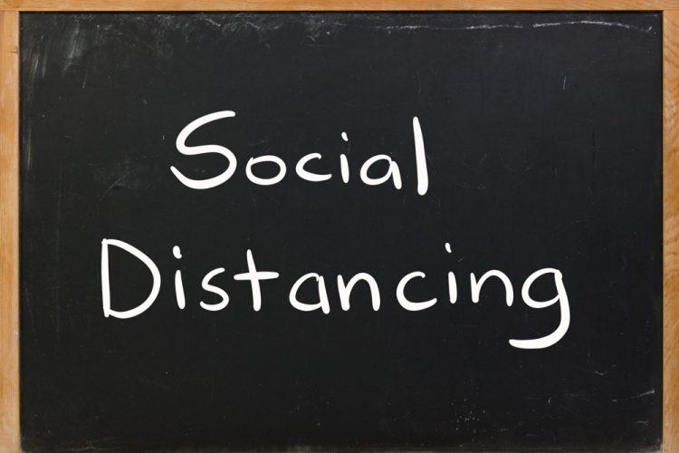 No social distancing at school – teacher