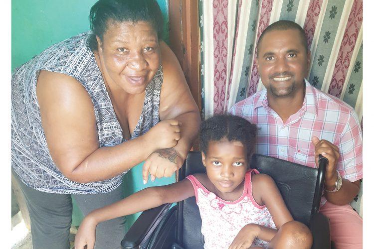 Child needs help in uphill health battle